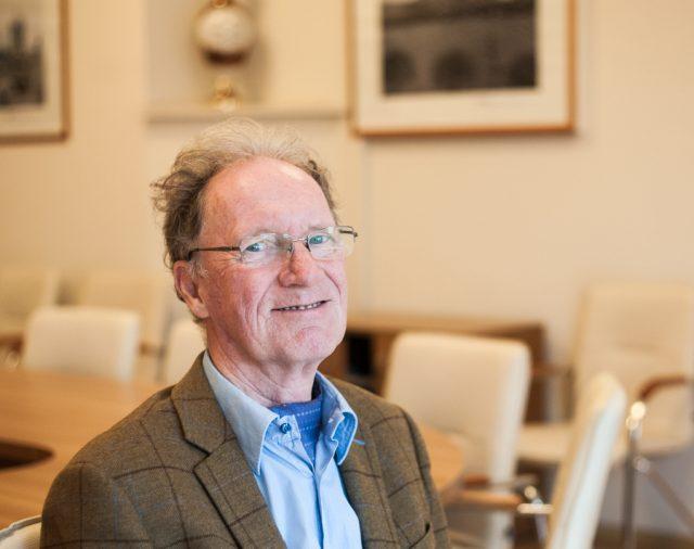 Преподаватель СПбГУ Питер Эллис: «Наши студенты жаждут знаний»