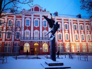 22-23января: IIЗимняя школа перевода СПбГУ